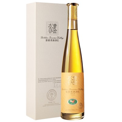 张裕(CHANGYU)红酒 冰酒酒庄 黄金
