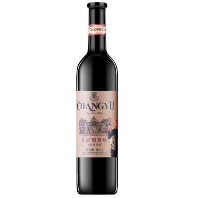 张裕(CHANGYU)红酒 品酒大师 解百纳干红葡萄酒750ml