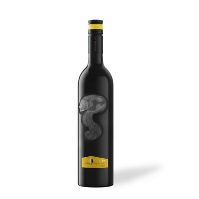 张裕(CHANGYU)红酒长尾猫赤霞珠西拉混酿干红葡萄酒750ml