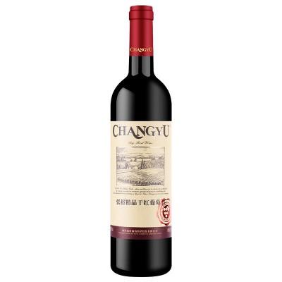 张裕(CHANGYU)红酒精品干红葡萄酒