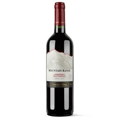 智利原瓶进口红酒干露Concha y Toro云巅葡园赤霞珠干红葡